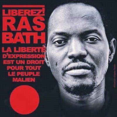 """""""Libérer Ras Bath"""" par lui même sur son mur facebook"""
