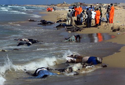 Drame de l'immigration. Image, lepay.bf